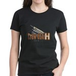 614 H Women's Dark T-Shirt