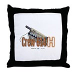 614 H Throw Pillow