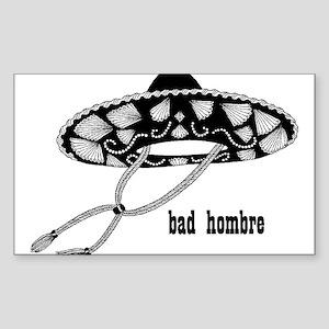badhombre Sticker