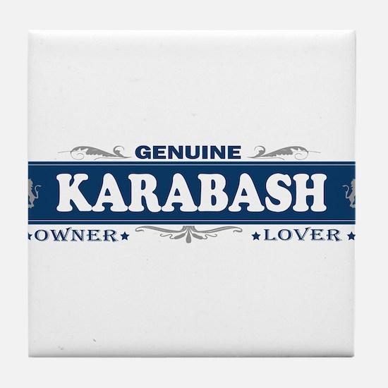 KARABASH Tile Coaster