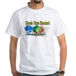 STS White T-Shirt