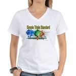 STS Women's V-Neck T-Shirt
