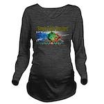 STS Long Sleeve Maternity T-Shirt