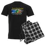 STS Men's Dark Pajamas