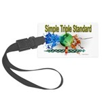 STS Large Luggage Tag