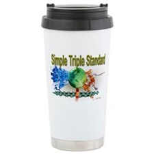 STS Stainless Steel Travel Mug