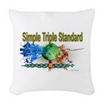 STS Woven Throw Pillow