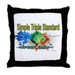 STS Throw Pillow