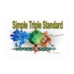 STS 35x21 Wall Decal