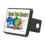 STS Rectangular Hitch Cover