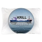 Krill America Pillow Case