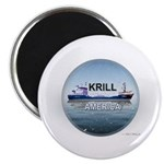 Krill America Magnet