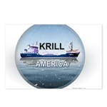 Krill America Postcards (Package of 8)