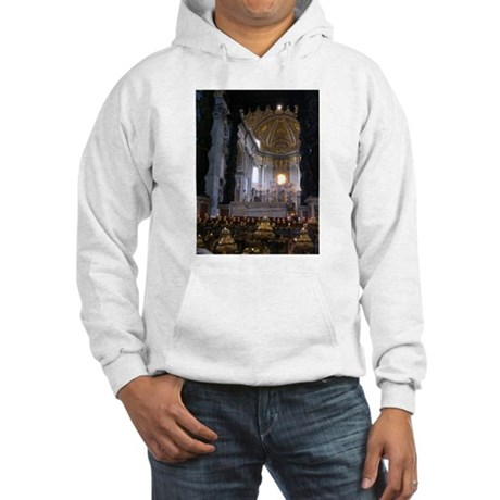 St. Peter's Basilica Hooded Sweatshirt