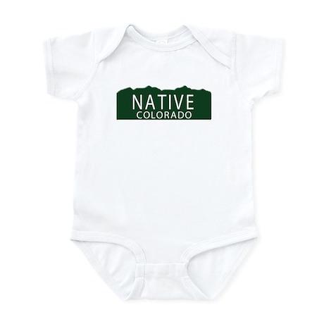Native Colorado Infant Bodysuit