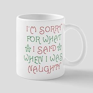 Said Naughty Mug