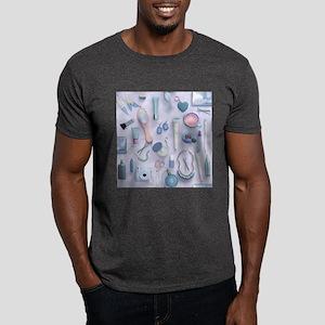 Blue Vanity Table Dark T-Shirt