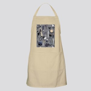 Black Vanity Table Apron