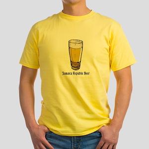 Jamaica Republic Beer T-Shirt