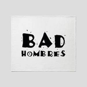 Bad Hombres Stadium Blanket