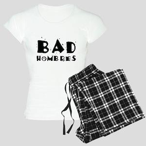 Bad Hombres Women's Light Pajamas