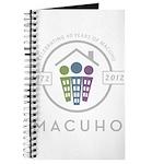 Macuho 40th Anniversary Journal