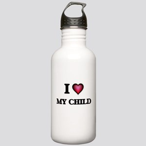 I love My Child Stainless Water Bottle 1.0L