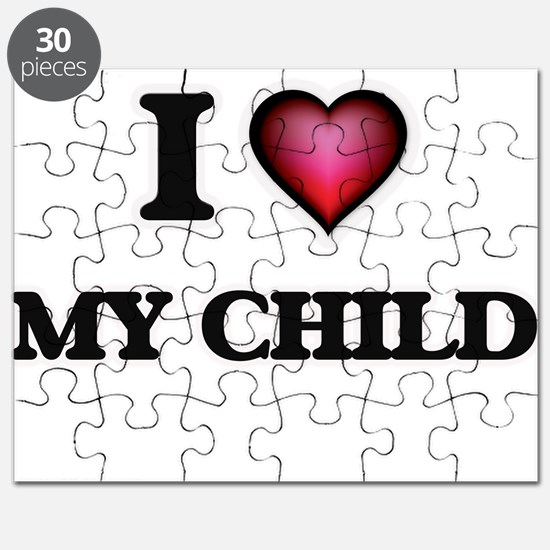 I love My Child Puzzle