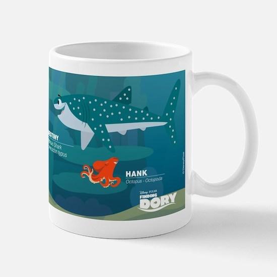 Finding Dory Marine Life Institute Mugs