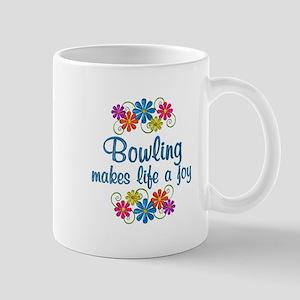 Bowling Joy Mug