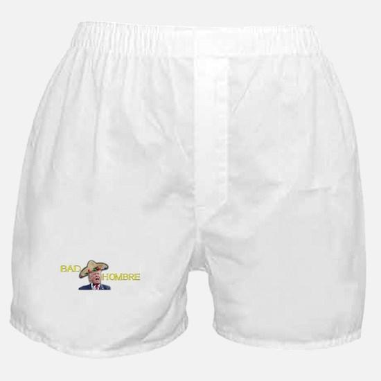 Bad Hombre Boxer Shorts