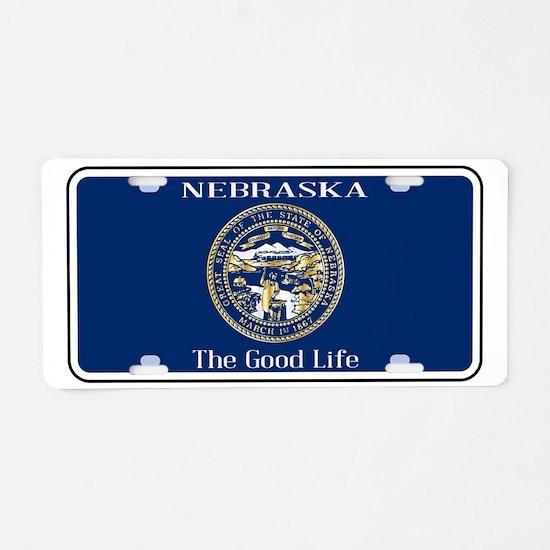 Cool Copy Aluminum License Plate