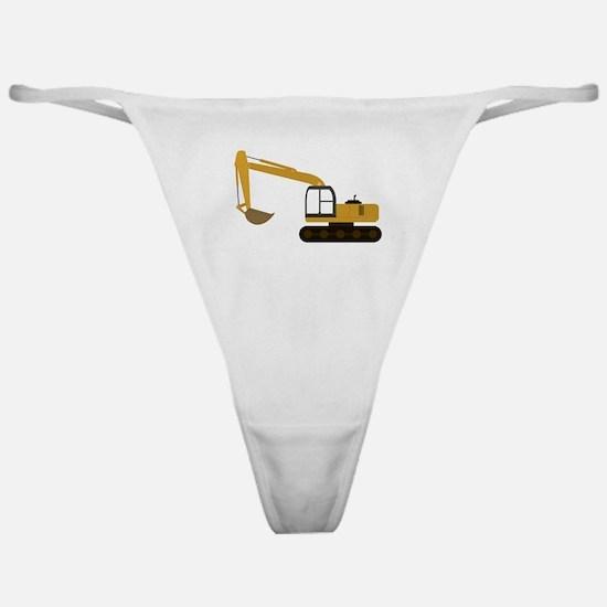 excavator Classic Thong