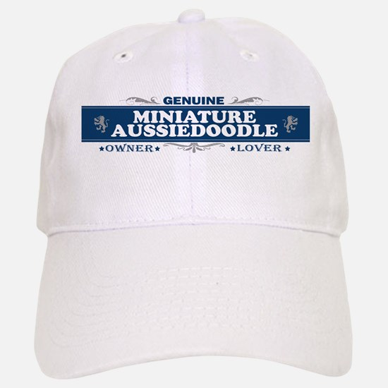 MINIATURE AUSSIEDOODLE Baseball Baseball Cap