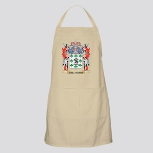 Gallagher Coat of Arms - Family Crest Apron