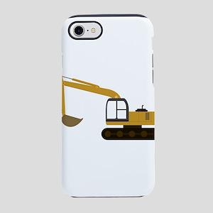 excavator iPhone 8/7 Tough Case