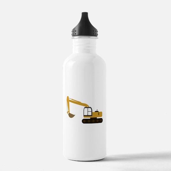 excavator Water Bottle