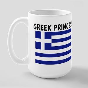 GREEK PRINCESS Large Mug