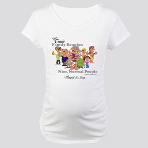 Personalized Family Reunion Funny Cartoon Maternit