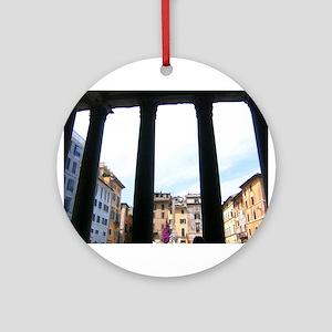 Pantheon Ornament (Round)