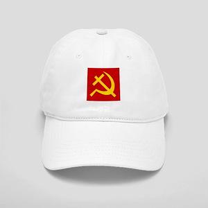 Emblem of Christian Socialism / Christian Comm Cap