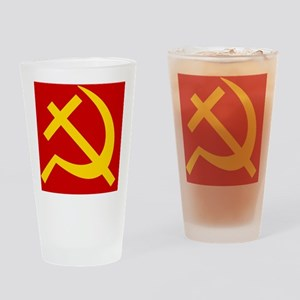 Emblem of Christian Socialism / Chr Drinking Glass