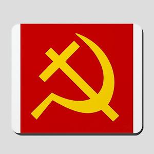 Emblem of Christian Socialism / Christia Mousepad