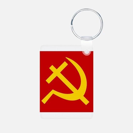 Emblem of Christian Socialism / Christia Keychains