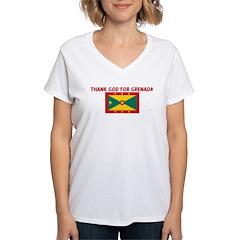 THANK GOD FOR GRENADA Shirt
