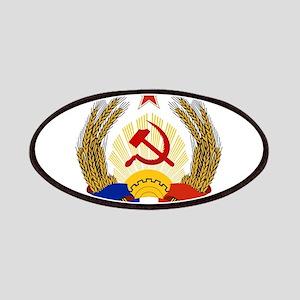 Emblem of Socialist France Patch