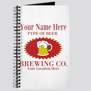 Your Brewing Company Journal