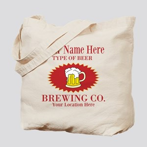 Your Brewing Company Tote Bag