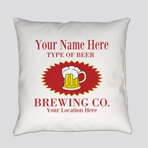 Your Brewing Company Everyday Pillow