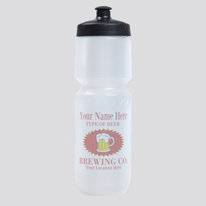 Your Brewing Company Sports Bottle
